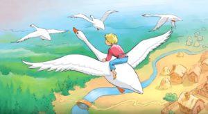 Анализ сказки «Гуси-лебеди»