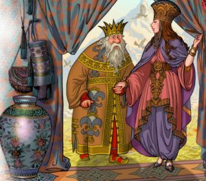 Анализ сказки о Золотом Петушке