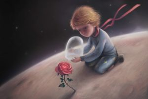 Глава-1. Сказка Маленький принц