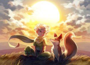Глава 4. Сказка Маленький принц