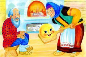 Какой смысл сказки Колобок