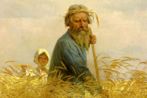 Косцы — рассказ И. А. Бунина