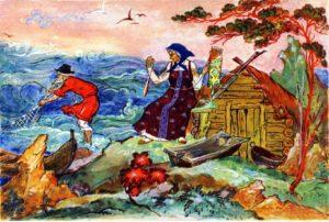 Православное объяснение Сказки о рыбаке и рыбке