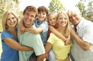 Рассказы о семье