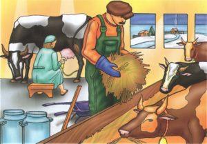 Русские пословицы о труде и трудолюбии