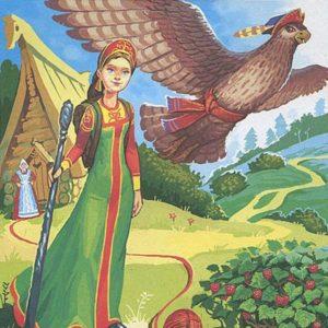 Сказка Финист – ясный сокол