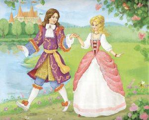 Сказка про принцессу