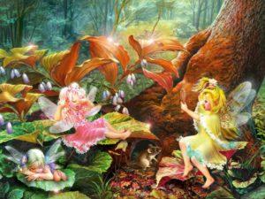 Сказки о феях