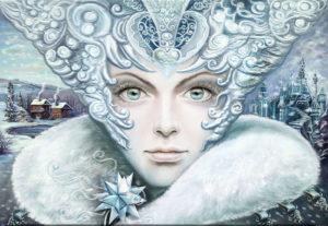 Снежная королева сказка