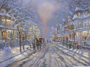 Сюжет сказки Рождественская сказка